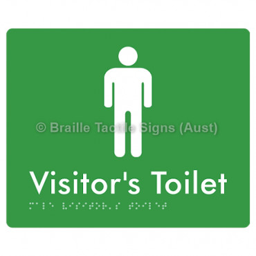 Male Visitor?s Toilet