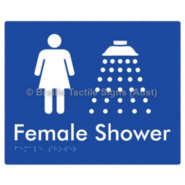 Female Shower