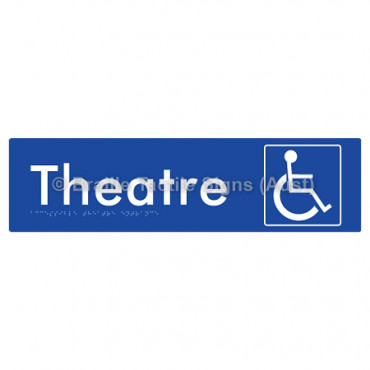 Accessible Theatre Entrance