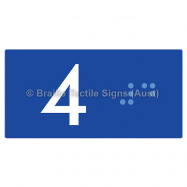 Lift Button Signs (B,G,P,1-10) 4