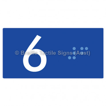 Lift Button Signs (B,G,P,1-10) 6