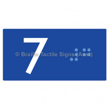 Lift Button Signs (B,G,P,1-10) 7