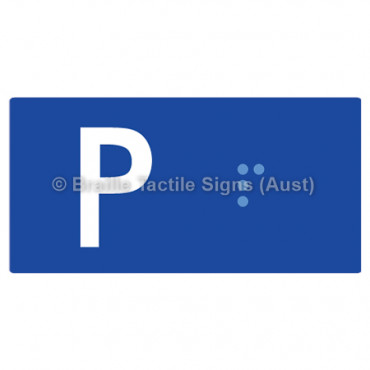 Lift Button Signs (B,G,P,1-10) P