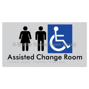 Assisted Unisex Accessible Change Room