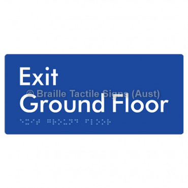 Exit Level Ground Floor