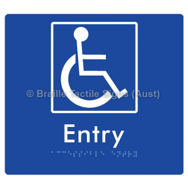 Accessible Entry