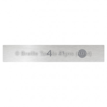 Hand Rail Button - 4 (Right Hand Use)