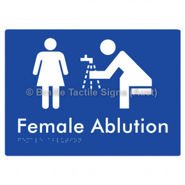 Female Ablution