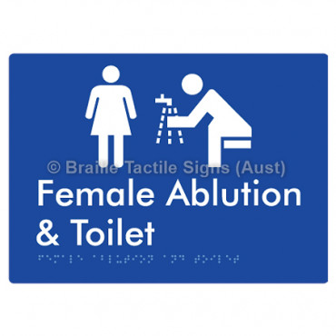 Female Ablution & Toilet
