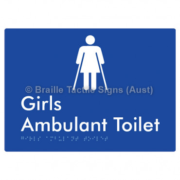 Girls Ambulant Toilet