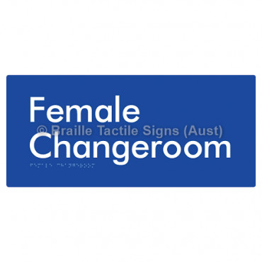 Female Changeroom