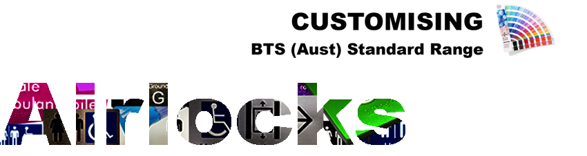 BTS (Aust) Customising Standard Range - Colour